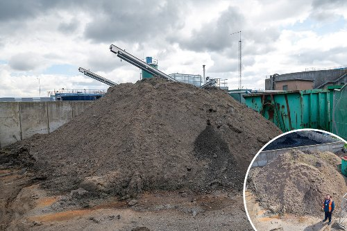 200-tonne fatberg the size of two blue WHALES removed from under Essex town