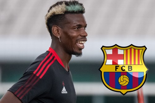 Barcelona hope to land Man Utd ace Paul Pogba on free transfer in summer