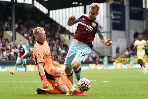 Ben White blushes spared as VAR overturns Burnley penalty after awful backpass