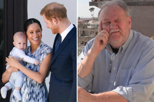 Meghan Markle's dad blasts daughter and Harry as 'bad parents'