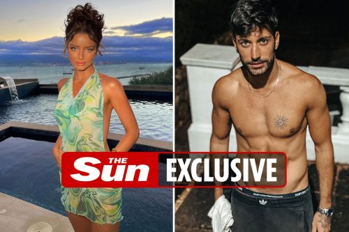 Maura Higgins and Strictly's Giovanni Pernice SPLIT after four-month romance