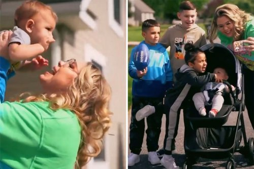 Teen Mom Kailyn shares Mother's Day video with sons amid undergoing IVF