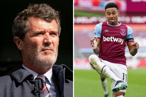 Roy Keane praises Lingard for two goals in Leicester win but slams celebration