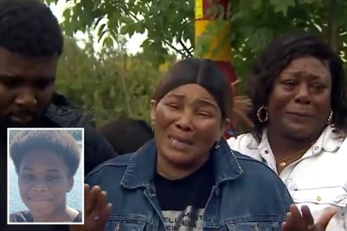 Devastated mum of boy, 14, sobs after he was stabbed to death in Birmingham