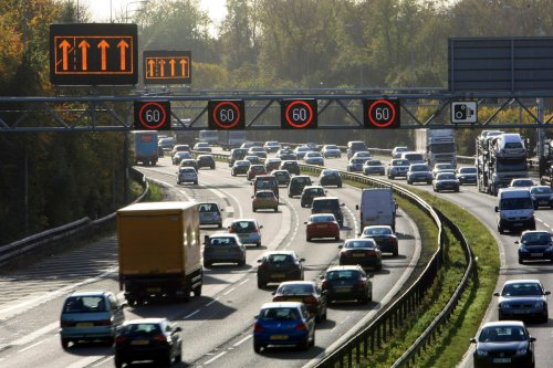 Smart motorways to stay after ministers shunned calls to bring back permanent hard shoulders