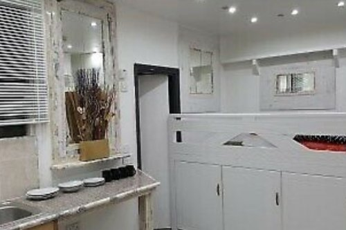 London flat has bizarre feature in its kitchen - can you spot it?