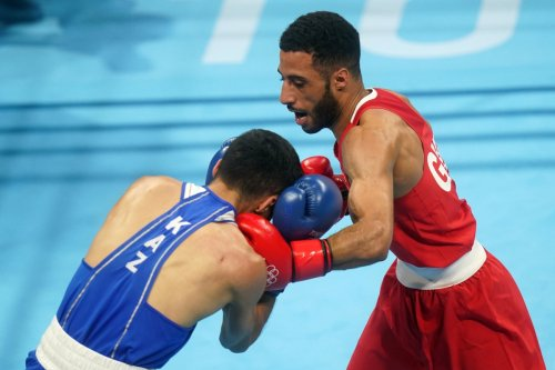 Team GB boxer Galal Yafai into Olympics FINAL after war with Kazakh opponent