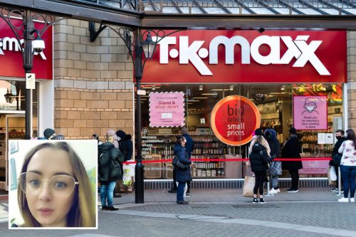TK Maxx worker reveals best time to shop for bargains & when items get reduced