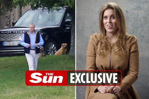 Prince Andrew 'set to leave Balmoral hideaway to see Beatrice in hospital'