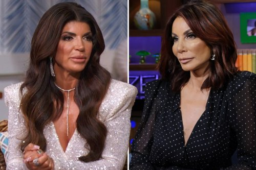 RHONJ's Danielle claims Teresa 'stabbed her with a FORK' during fight