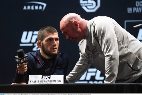 Dana White expects Khabib to share his decision on UFC return after UFC 257