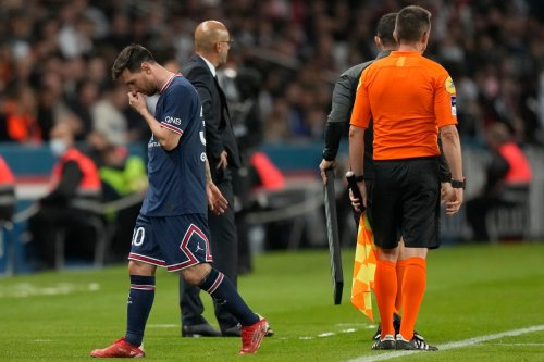 Messi OUT of PSG clash Montpellier and could also miss crucial Man City tie