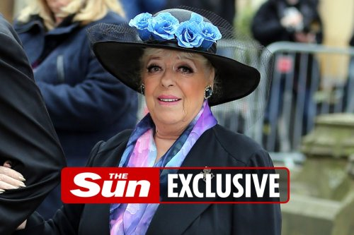 Coronation Street legend Julie Goodyear was almost sacked after sex toy stunt