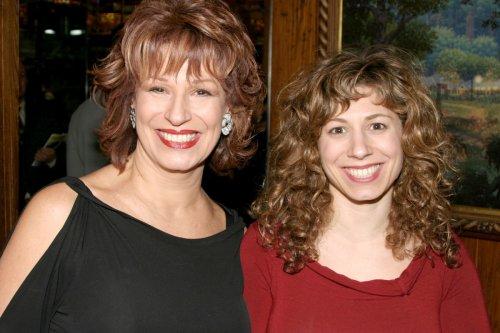 Who is Joy Behar's daughter Eve Behar?
