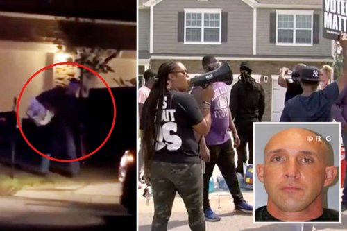 Army sgt flees after BLM protesters surrounded home after 'racist' attack