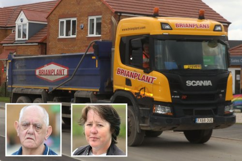 Families 'miserable' as 'monster lorries thunder & shake homes' at 5am