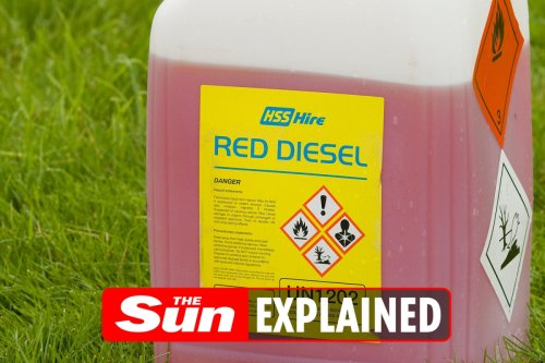 What is red diesel and can I get fined for using it?