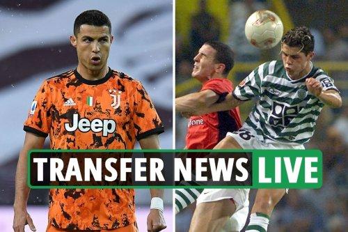 Cristiano Ronaldo 'wants Sporting Lisbon return', Haaland 'to Real Madrid NEXT SUMMER' - Chelsea, Man City transfer news