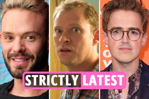 Strictly Come Dancing contestants REVEALED as 4 big names join line-up