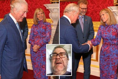 Kate Garraway reveals royal who helped her in husband Derek Draper's Covid fight
