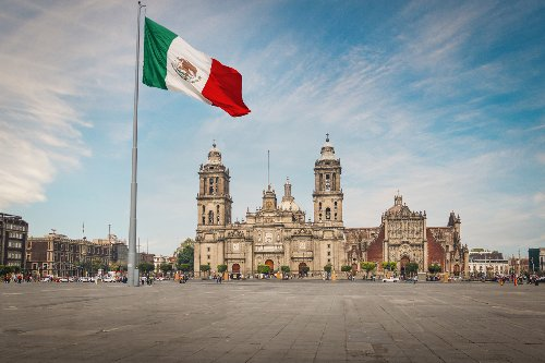 Mexico City 'unstoppably sinking' with some parts falling half a metre a year