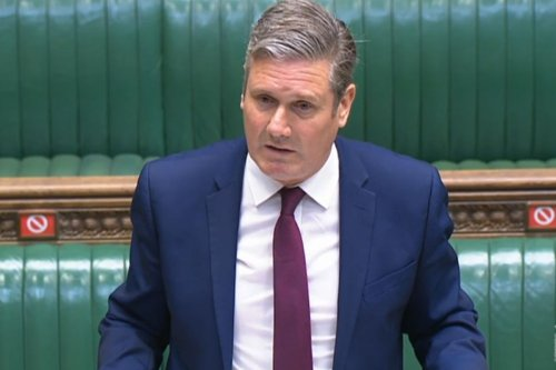 Keir Starmer's jaw-dropping Covid U-turn exposes him as a shameless chancer