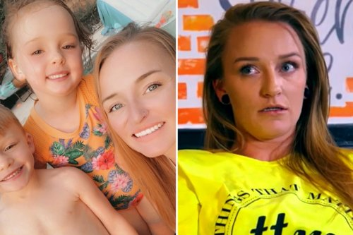 Teen Mom Maci accused of looking 'unrecognizable' in 'photoshopped' selfie