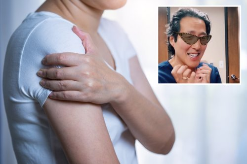 Doctor's viral 'body hacks' to help you see in the dark and stop jab pain