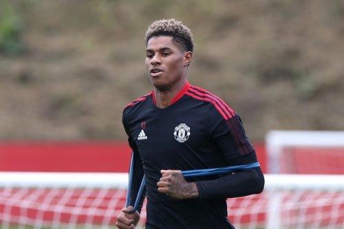 Rashford injury update with Man Utd ace set to return to training next week