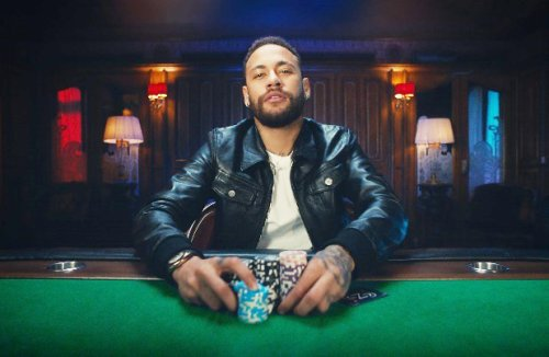 PSG ace Neymar plans to become a professional poker player when he retires