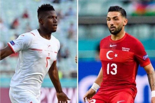 Switzerland vs Turkey LIVE: Latest updates from Euro 2020 match