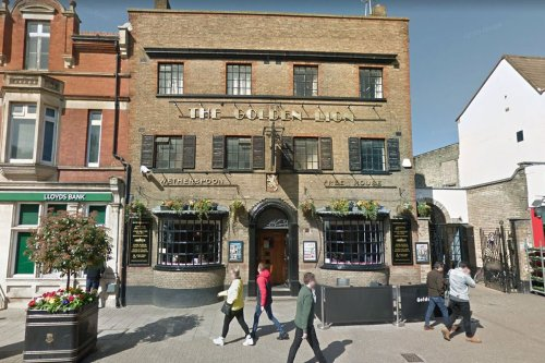 Man in his 20s dies after falling from second-floor window of pub