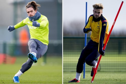 Grealish could make return for Villa against Everton in huge England Euro boost