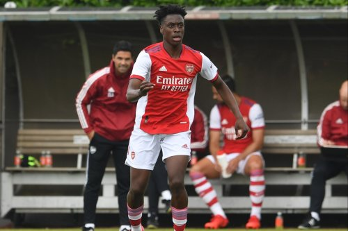 Arsenal new boy Albert Lokonga reveals which star he can't wait to play with