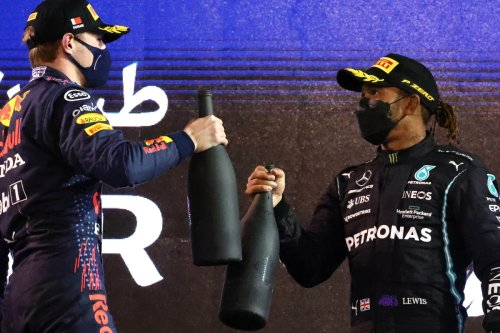 Verstappen brands Hamilton's F1 dominance 'boring' and wants a 'proper fight'