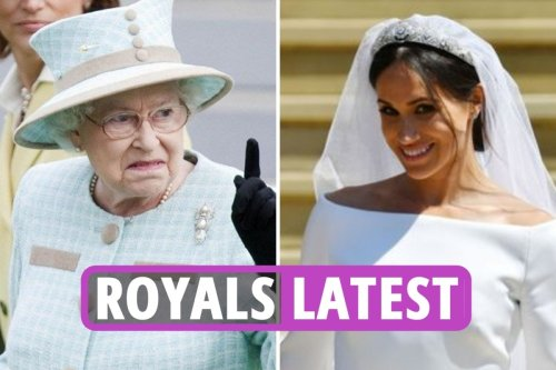 Queen 'BRUTALLY put Meghan in her place during ridiculous tiara tantrum'