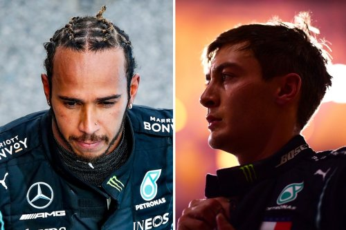 Hamilton slams Russell row rumours after youngster shone as Mercedes replacement