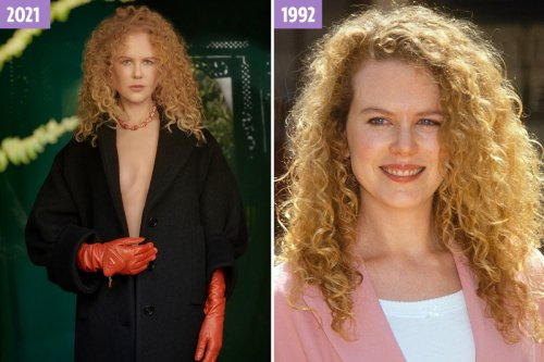 Nicole Kidman, 54, proves she hasn't aged a day in stunning curly-haired snap