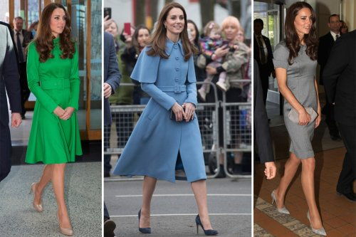 Kate Middleton's £6 hack which lets her wear heels without having sore feet