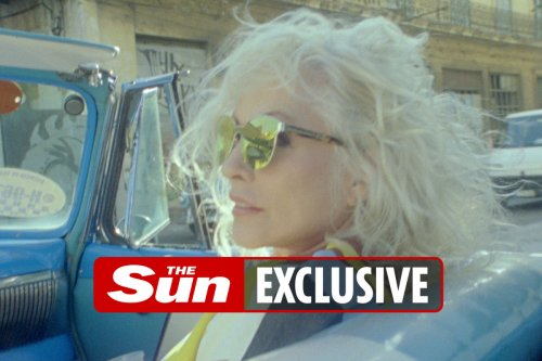 Debbie Harry on Chris Stein, Cuba and bringing Blondie to Britain