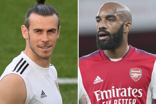 Arsenal 'interested in shock Bale player-swap transfer for Lacazette in January'