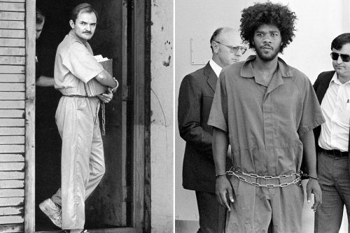 World's worst death row inmates from fetus murderer to the 'scorecard killer'