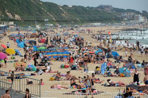 Brits told to prepare for 40C days within 10 years as extreme heatwaves hit