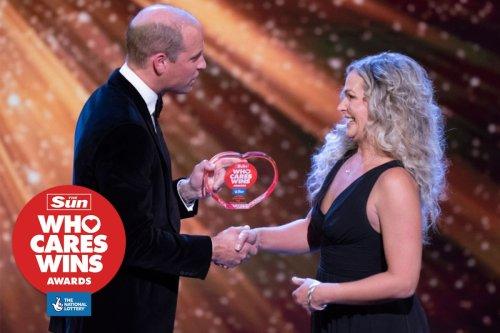 Heroic paramedics slashed in knife attack honoured at Who Cares Wins awards