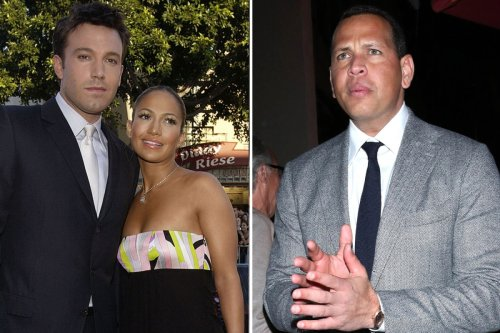 ARod first believed ex JLo's romance with Ben Affleck was 'fake news'