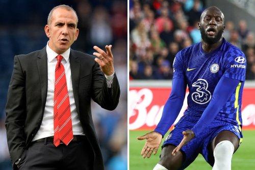 Tuchel defends Chelsea striker Lukaku for dry spell as Di Canio calls him 'DULL'