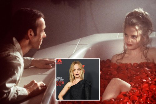 Mena Suvari recalls 'weird' experience with Kevin Spacey on American Beauty set