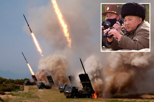 North Korea 'ready for combat' as Kim orders missiles fired at 'any time'