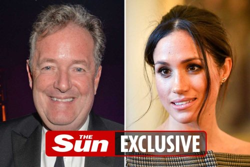 Piers says his Sun deal will give Meghan nightmares after she got him sacked