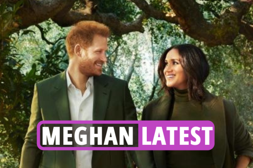Meg & Harry poses 'staged' as they're warned 'people will get bored of them'